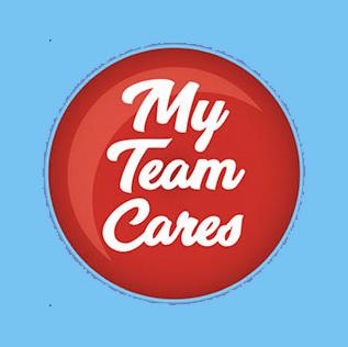My Team Cares Logo