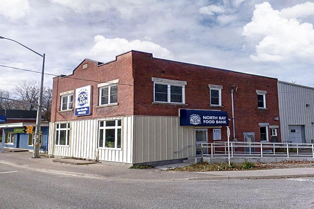 North Bay Food Bank Building